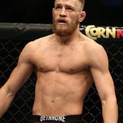 Author Conor McGregor