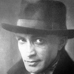 Author Conrad Veidt