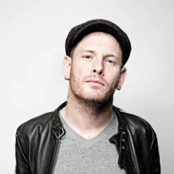 Author Corey Taylor