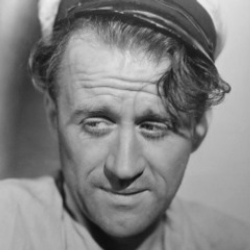 Author Cyril Cusack