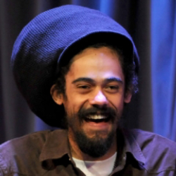 Author Damian Marley