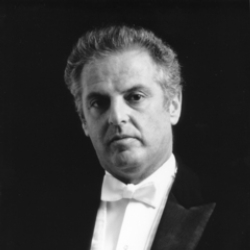 Author Daniel Barenboim
