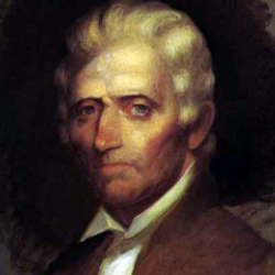 Author Daniel Boone