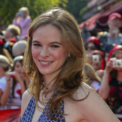 Author Danielle Panabaker