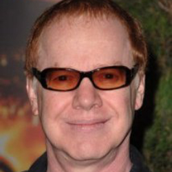 Author Danny Elfman