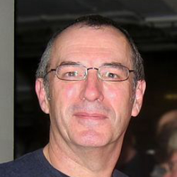 Author Dave Gibbons