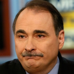 Author David Axelrod