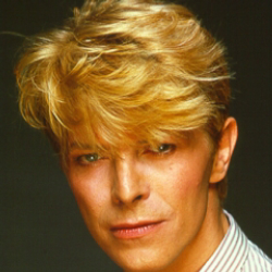 Author David Bowie