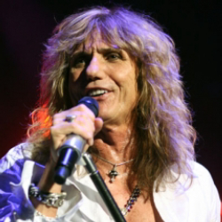 Author David Coverdale