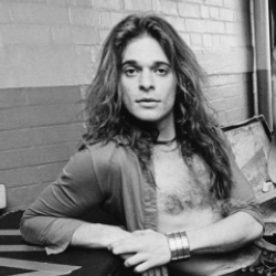 Author David Lee Roth