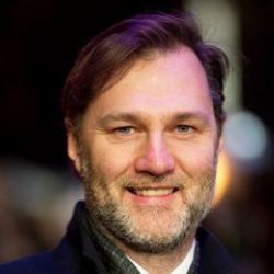 Author David Morrissey