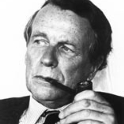 Author David Ogilvy
