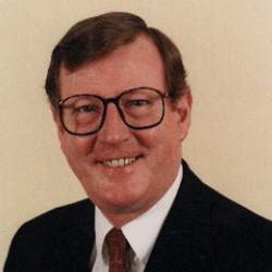 Author David Trimble