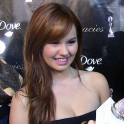 Author Debby Ryan