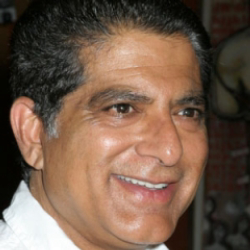 Author Deepak Chopra