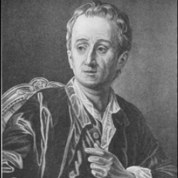 Author Denis Diderot