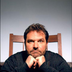 Author Denis Johnson