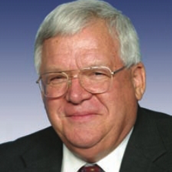 Author Dennis Hastert