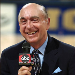 Author Dick Vitale