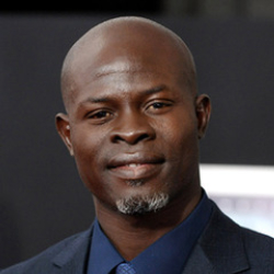Author Djimon Hounsou