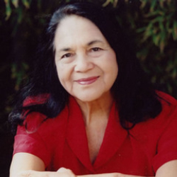 Author Dolores Huerta