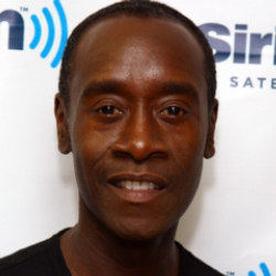 Author Don Cheadle