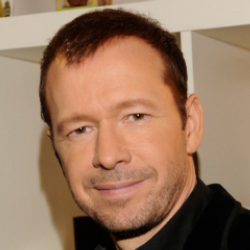Author Donnie Wahlberg