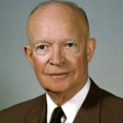 Author Dwight D. Eisenhower