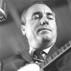 Author Earl Scruggs
