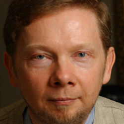 Author Eckhart Tolle
