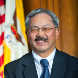 Author Ed Lee