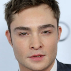 Author Ed Westwick