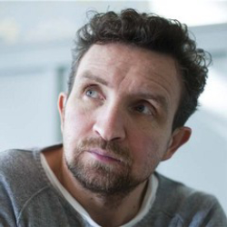 Author Eddie Marsan