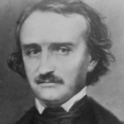 Author Edgar Allan Poe