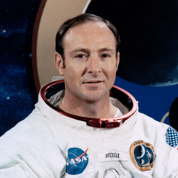 Author Edgar Mitchell