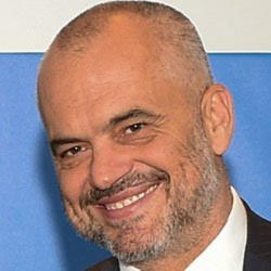 Author Edi Rama