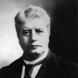 Author Edmund Barton
