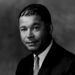 Author Edward Brooke
