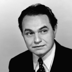 Author Edward G. Robinson