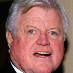 Author Edward Kennedy