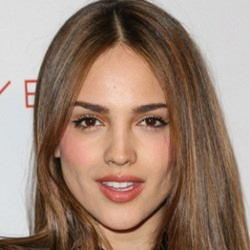 Author Eiza Gonzalez