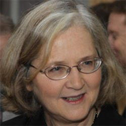 Author Elizabeth Blackburn