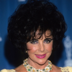 Author Elizabeth Taylor