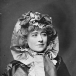 Author Ellen Terry