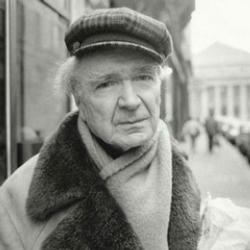 Author Emile M. Cioran