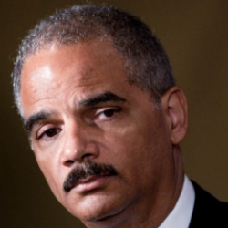 Author Eric Holder