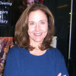 Author Erin Gray