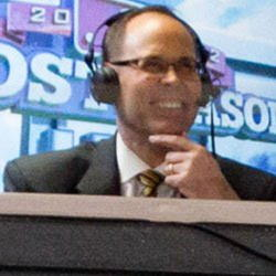 Author Ernie Johnson
