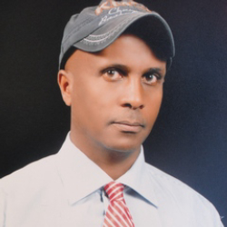 Author Eskinder Nega