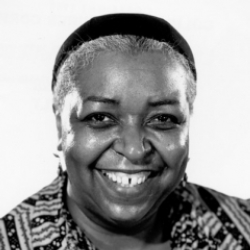 Author Ethel Waters